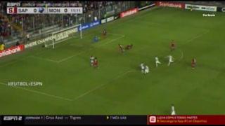 Montreal está venciendo al Saprissa en Costa Rica; Romell Quioto anotó el segundo