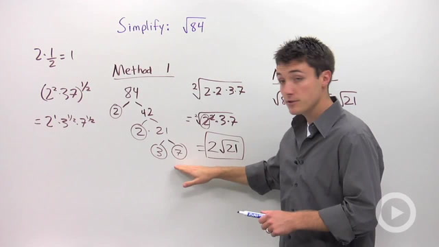 Square Root Operations - Problem 2