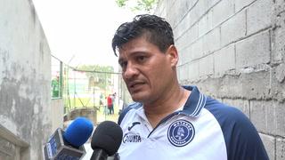 Hugo Caballero se disculpa tras la pelea: