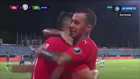 Paraguay 3-1 Bolivia (Copa América)
