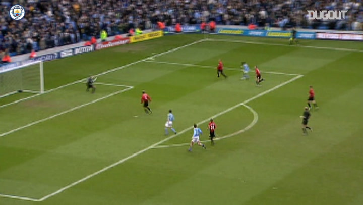 Incredible Goals: Shaun Wright-Phillips Vs Manchester United