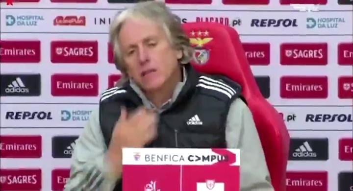 """Jorge Jesús: """"Maradona tenía pasión; Cristiano poca, pero Messi, nada"""""""