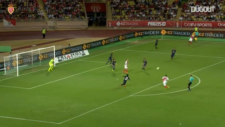Throwback: AS Monaco 3-1 PSG