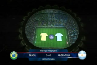 Argentina y Brasil todavía no se hacen nada en la fecha FIFA