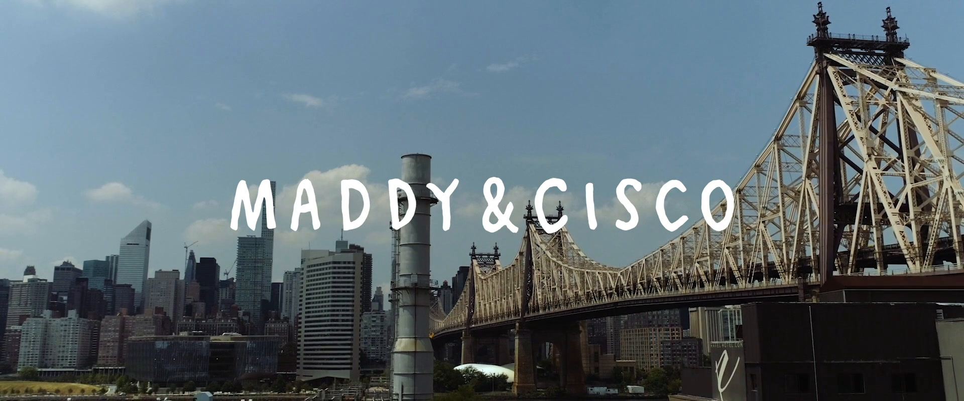 Cisco + Maddy | New York, New York | The Foundry