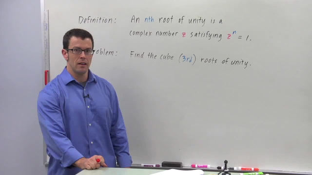 More Roots of Complex Numbers - Problem 3