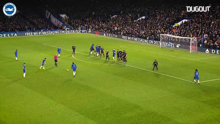Mat Ryan's best saves vs Chelsea