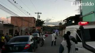 A disparos matan a dos mujeres en colonia capitalina