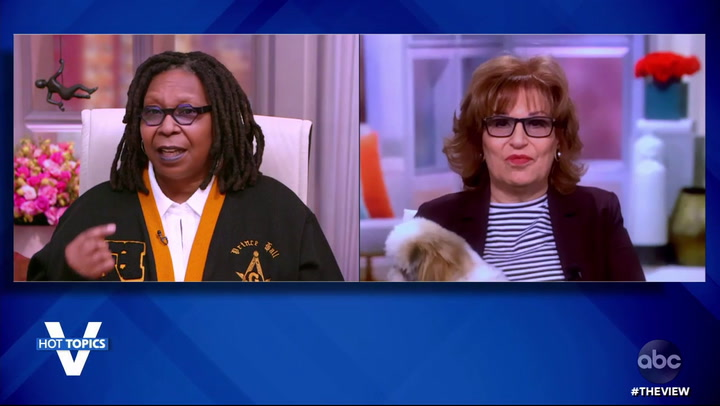 Behar on GOP Senators Who Don't Vote to Convict Trump: 'Blood Is on Their Hands'