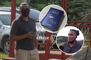 Rambo de León relata cómo lo metieron al 'cuartito' en aeropuerto de EEUU y la forma en que lo regresaron a Honduras