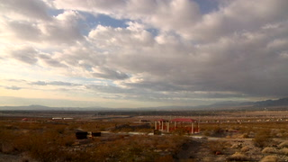 Clouds move into Las Vegas Valley ahead of winter storm – VIDEO