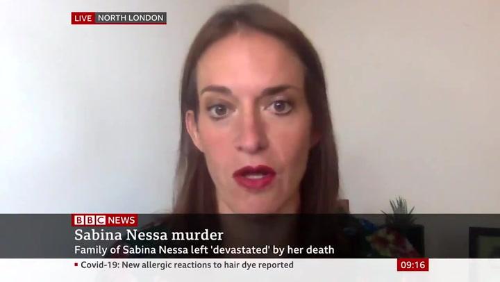 Sabina Nessa murder: Reclaim the Streets member 'speechless' over death of London teacher
