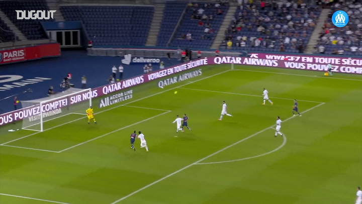 Florian Thauvin secures historic win at PSG