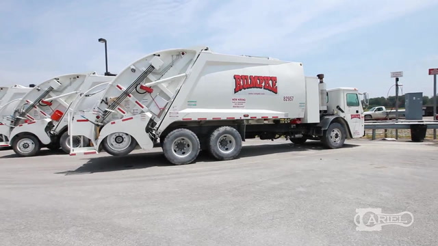 Rumpke Fuels Fleet With Garbage