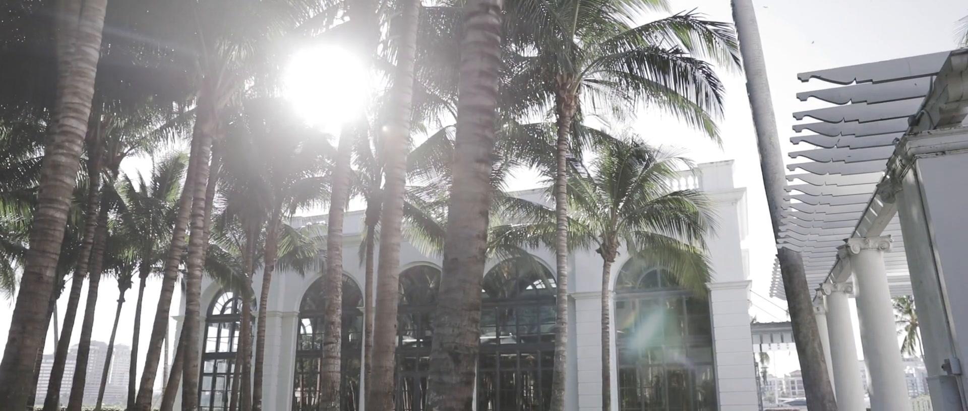 Brittany + Jad   Palm Beach, Florida   Henry Morrison Flagler Museum