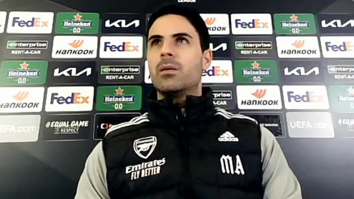 Auba and Odegaard may train today, Mikel Arteta