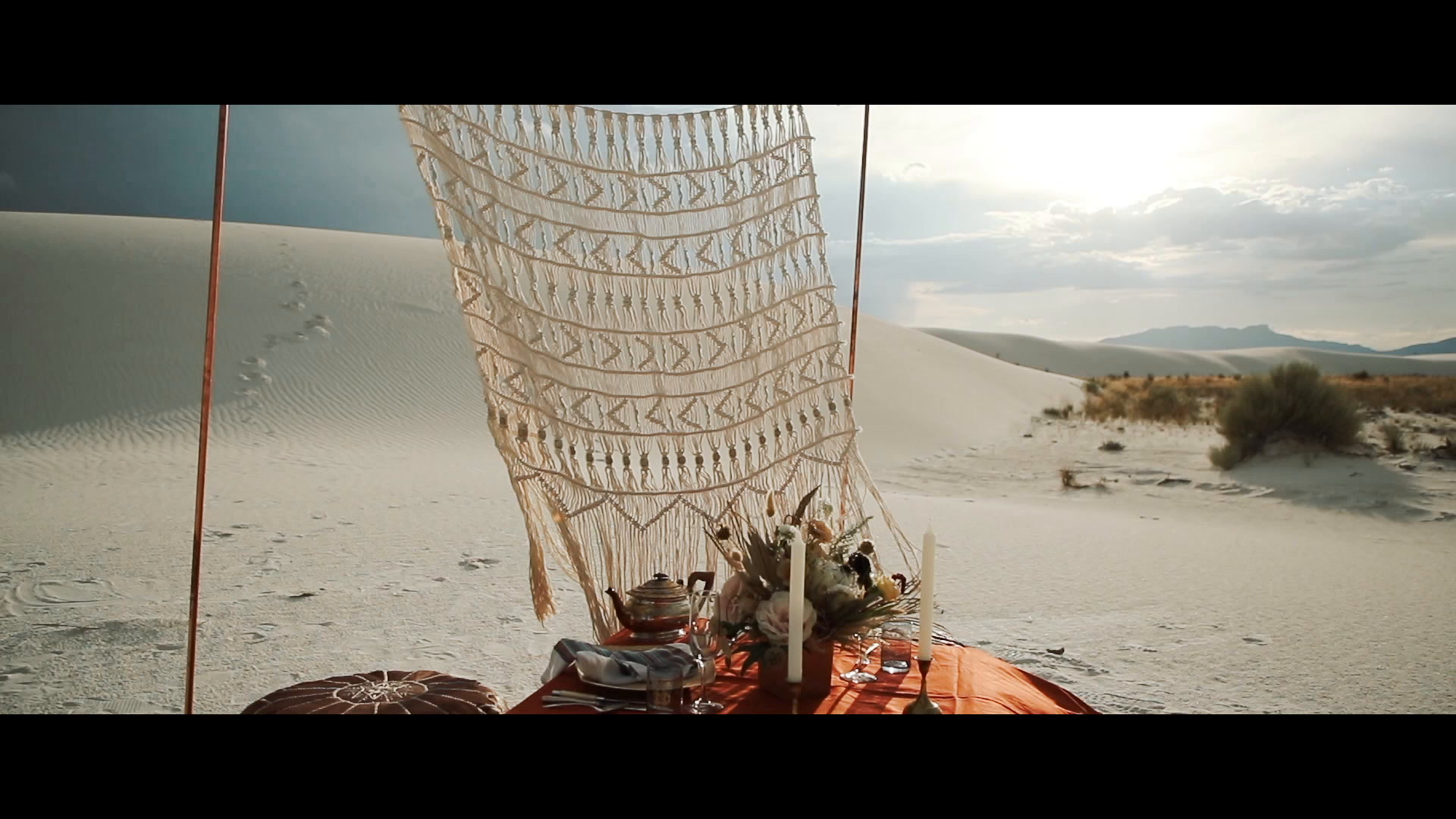 Amy + Kevin | White Sands, New Mexico | White Sands Desert