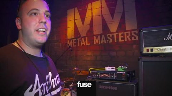 Metal Masters Clinic: Behind The Scenes