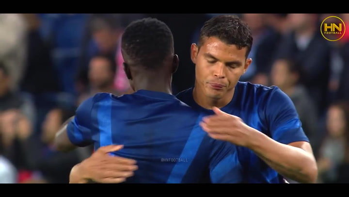 El arte de defender de Thiago Silva