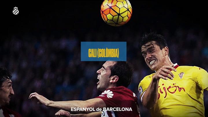 Bernardo Espinosa, nuevo jugador del Espanyol