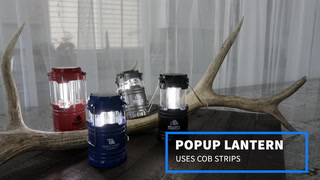 COB Pop up Lantern