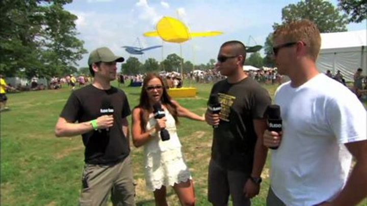 Festivals: Bonnaroo: Art Institute Students Shape Bonnaroo