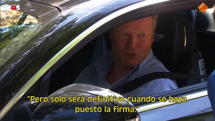 """Koeman: """"Es el momento de ir al Barça"""""""