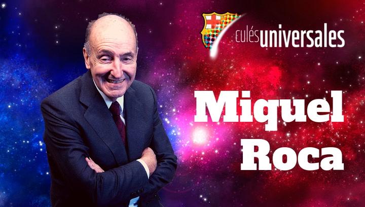 Culés Universales: La entrevista completa a Miquel Roca