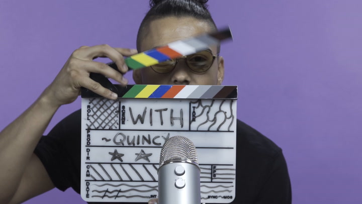 Quincy Does ASMR & Talks Date Night Essentials