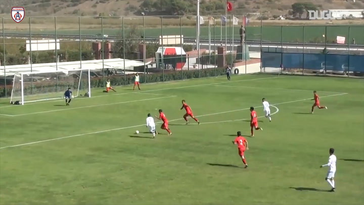 Goals & Highlights: Altınordu Football Academy Vs Balıkesirspor