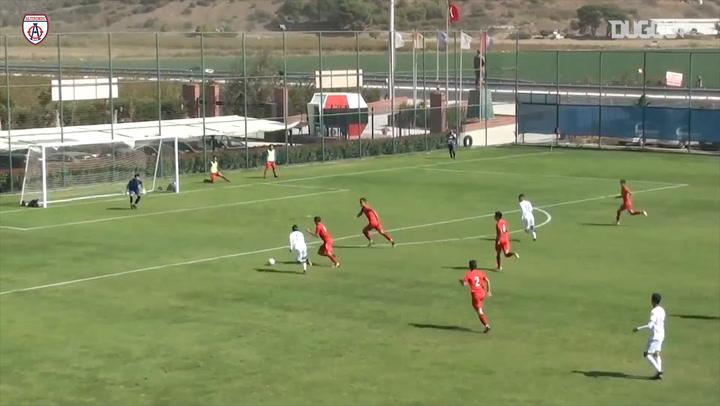 Goals & Highlights: Altınordu Football Academy Vs Balıkesirspor