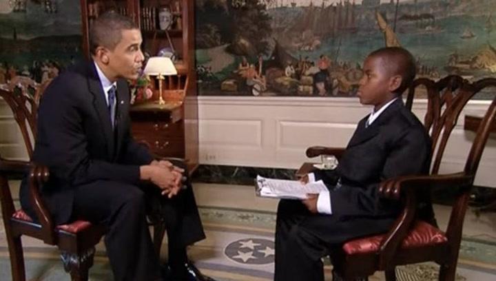 Muere a los 23 años de edad el joven reportero que entrevistó a Barack Obama en 2009