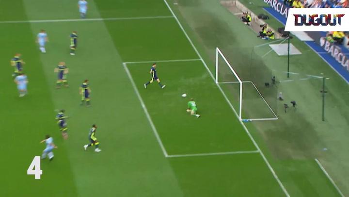 Sergio Aguero: The First 100 Goals