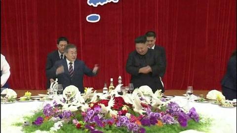 Coreas acuerdan desmantelar zonas de lanzamiento de misiles