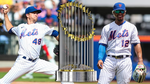 Mets ascending in latest World Series odds, are they a legitimate threat? | What Are The Odds?