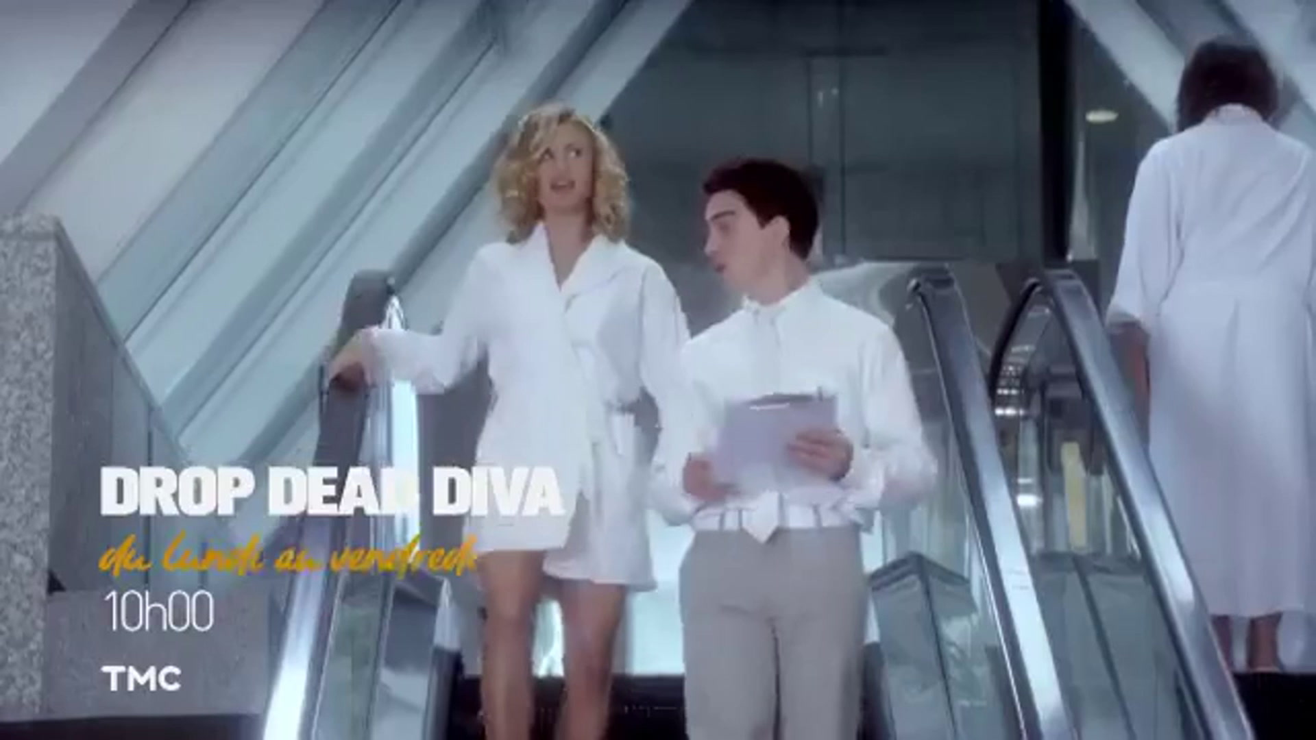 Drop Dead Diva : Le bulldog