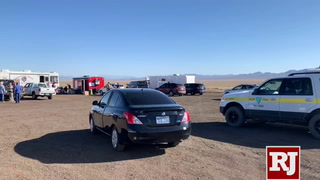 Incident Command Post for Storm Area 51 – VIDEO