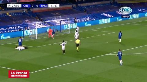Chelsea 2 - 0 Real Madrid (UEFA Champions League)
