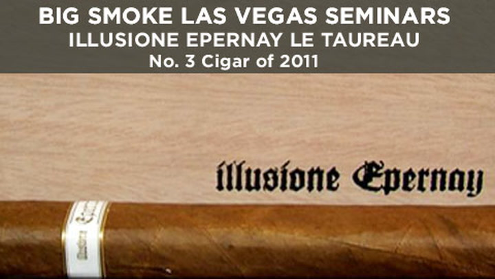 Big Smoke Seminars: No. 3 Cigar of 2011