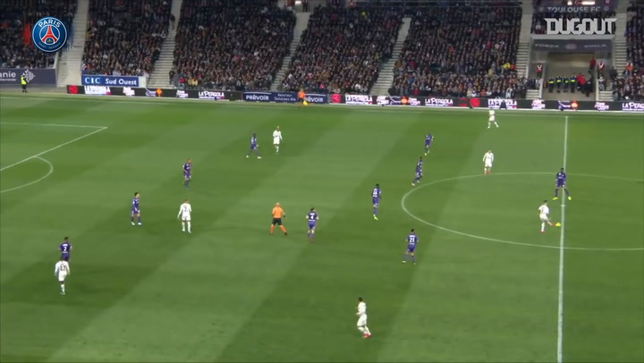 Team Goals: Kylian Mbappe's Winner Vs Toulouse