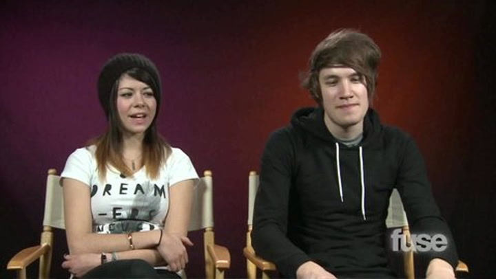 """Interviews:We Are The In Crowd on """"Kiss Me Again"""" video with All Time Low's Alex Gaskarth"""