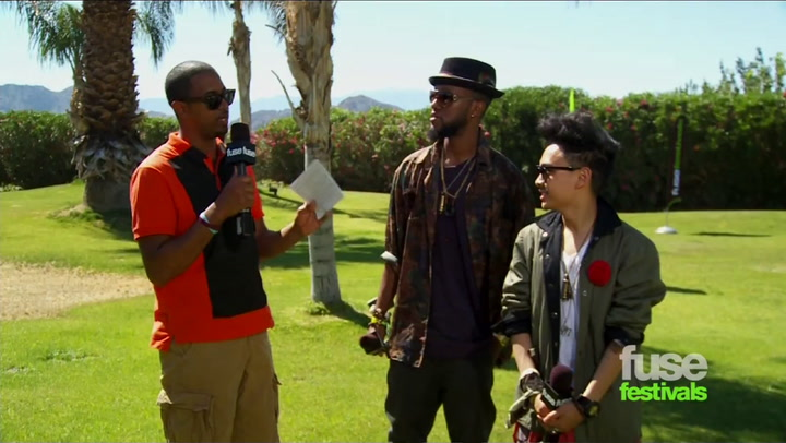 Coachella 2012: Airplanes On Touring With Snoop Dogg