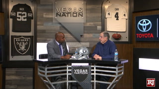 Vegas Nation: VSIN's Brent Musburger on soon-to-be Las Vegas Raiders