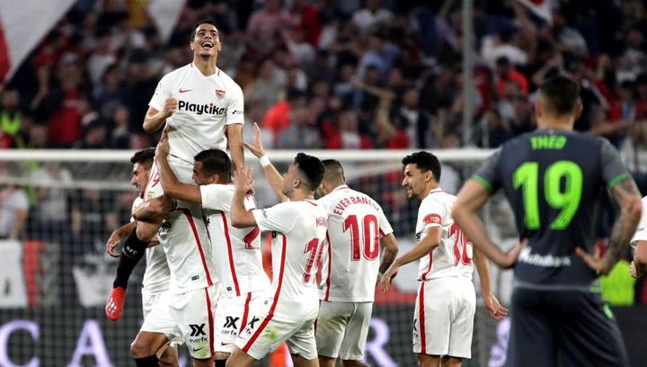 LaLiga: Resumen y Goles del Partido Sevilla (5) - (2) Real Sociedad del 10/03/2019