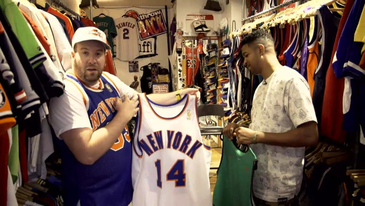 Visit NYC's Nostalgia-tastic Mr. Throwback Shop