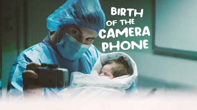 The Birth Of The Camera Phone