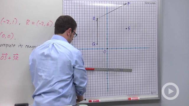 Adding Vectors - Problem 1