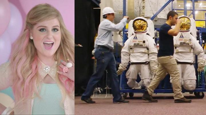 Se NASA parodiere superhitten