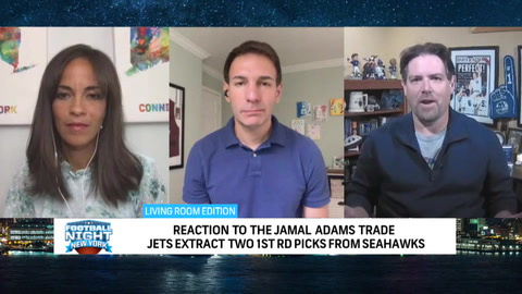 Moving on from Jamal Adams, and Sam Darnold speaks