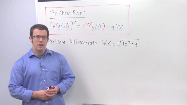 The Chain Rule - Problem 2